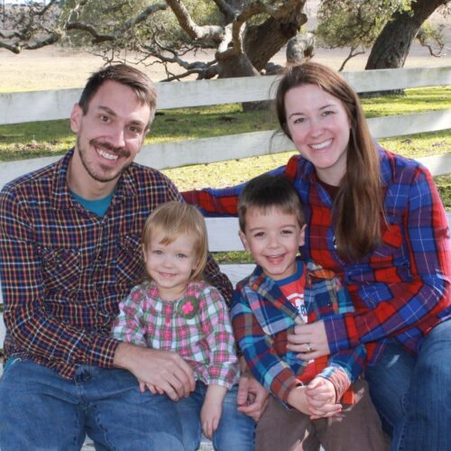 Kelley DeCleene and family
