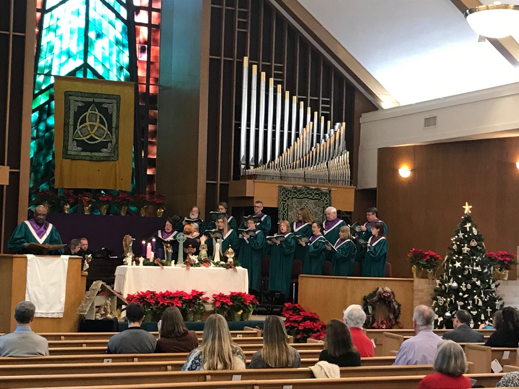 The Highland Park Choir